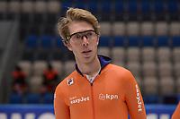 SPEEDSKATING: 05-12-2018, Tomaszów Mazowiecki (POL), ISU World Cup Arena Lodowa, Jorrit Bergsma, ©photo Martin de Jong