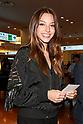 Celine Farach arrives in Japan