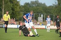 """VOETBAL: BALK: 27-06-2018, Voetbalcomplex """"de Wilgen"""", SC Heerenveen - Regioteam, uitslag 10-1, ©foto Martin de Jong"""