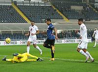 Bergamo  06-02-2021<br /> Stadio Atleti d'Italia<br /> Serie A  Tim 2020/21<br /> Atalanta- Torino nella foto:     Muriel 3 0                                                     <br /> Antonio Saia Kines Milano