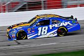 NASCAR Xfinity Series<br /> Rinnai 250<br /> Atlanta Motor Speedway, Hampton, GA USA<br /> Saturday 24 February 2018<br /> Kyle Benjamin, Joe Gibbs Racing, Peak Antifreeze & Coolant Toyota Camry<br /> World Copyright: Rusty Jarrett<br /> NKP / LAT Images