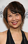 """Jeannie Sakata attending the Opening Night Afterparty for The Vineyard Theatre production of  """"Do You Feel Anger?"""" at the Vineyard Theatre on April 2, 2019 in New York City."""