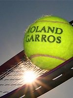 2020 French Open Tennis Roland Garros Practise Day Sep 23rd