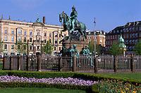 Dänemark, Kopenhagen, auf dem Platz Kongens Nytorv