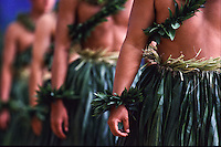 Kane Kahiko Performance at Hawai'i Secondary Schools Hula Kahiko Competition