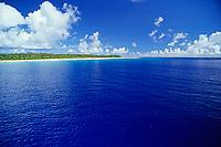 small island, Kayangel, Palau, Belau, Pacific Ocean