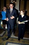 WILLER BORDON CON LA MOGLIE ROSA FERRAIOLO<br /> serata BMW Roma 2000