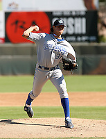 Daniel Cortes / Surprise Rafters 2008 Arizona Fall League ..Photo by:  Bill Mitchell/Four Seam Images