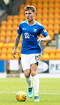 St Johnstone FC Season 2018-19…  McDiarmid Park    <br />Jason Kerr<br />Picture by Graeme Hart. <br />Copyright Perthshire Picture Agency<br />Tel: 01738 623350  Mobile: 07990 594431