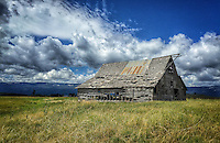 (i)Idaho Barn*<br />