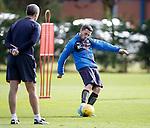 Nicky Clark back after injury
