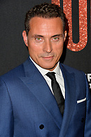 "LOS ANGELES, USA. September 20, 2019: Rufus Sewell at the premiere of ""Judy"" at the Samuel Goldwyn Theatre.<br /> Picture: Paul Smith/Featureflash"