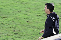 Bragança Paulista (SP), 14/05/2021 - Red Bull Bragantino-Palmeiras - Tecnico Mauricio Barbieri.  Partida entre Red Bull Bragantino e Palmeiras valida pelo Campeonato Paulista no estádio Nabi Abi Chedid em Bragança Paulista, interior de São Paulo.