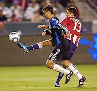 Club Deportivo Chivas USA vs San Jose Earthquakes April 24 2010