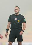 St Johnstone v Kilmarnock…06.11.20   McDiarmid Park SPFL<br />Referee Gavin Duncan<br />Picture by Graeme Hart.<br />Copyright Perthshire Picture Agency<br />Tel: 01738 623350  Mobile: 07990 594431