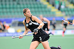 The Hague, Netherlands, June 14: During the field hockey placement match (Women - Place 5th/6th) between the Black Sticks of New Zealand and China on June 14, 2014 during the World Cup 2014 at Kyocera Stadium in The Hague, Netherlands. Final score 4-0 (1-0)  (Photo by Dirk Markgraf / www.265-images.com) *** Local caption ***
