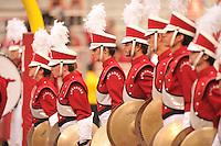 NWA Democrat-Gazette/MICHAEL WOODS • @NWAMICHAELW<br /> Arkansas Razorbacks vs the Texas Tech Red Raiders Saturday September 19, 2015 at Razorback Stadium in Fayetteville.