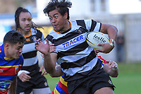 190622 Jubilee Cup Rugby - Tawa v Ories