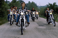 """- group of """"bikers"""" motorcyclists in province of Udine ....- gruppo di motociclisti """"bikers"""" in provincia di Udine"""