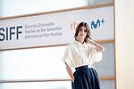Paz Vega, attend The Photocall of 'El Lodo'  during the 68th San Sebastian Donostia International Film Festival - Zinemaldia.September 21,2020.(ALTERPHOTOS/Yurena Paniagua)