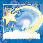 Isabella, CHRISTMAS CHILDREN, naive, paintings(ITKE522605,#XK#) Weihnachten, Navidad, illustrations, pinturas