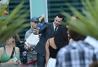 Nicholas Hoult @ the premiere of 'Equals' held @ the Arclight theatre. July 7, 2016