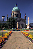 church, Potsdam, Germany, Brandenburg, Europe, Nikolaikirche