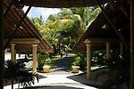 MUS, Mauritius, Hotel Le Cannonier:   MUS, Mauritius, Hotel Le Cannonier: