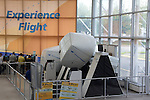 Seattle, Museum of Flight, historic airplanes and space craft, flight trainers, Boeing Field, Pacific Northwest,