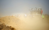 111th Paris-Roubaix 2013..dry = dust.