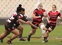 180930 Farah Palmer Cup Women's Rugby - Canterbury v Counties Manukau