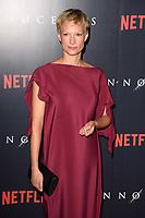 "Lise Risom Olsen<br /> arriving for the premiere of ""The Innocents"" at the Curzon Mayfair, London<br /> <br /> ©Ash Knotek  D3421  20/08/2018"