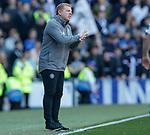 12.05.2019 Rangers v Celtic: Neil Lennon