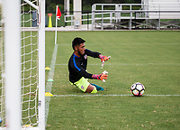 Lakewood Ranch, FL - Sunday July 23, 2017: Marc Estrella during an international friendly match between the paralympic national teams of the United States (USA) and Canada (CAN) at Premier Sports Campus at Lakewood Ranch.