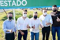 23/12/2020 - GOVERNADOR INAUGURA TRECHO DE RODOVIA NO RIO GRANDE DO SUL