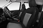 Front seat view of 2017 Ram Promaster City SLT 5 Door Mini Mpv Front Seat car photos