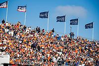4th September 2021: Circuit Zandvoort, Zandvoort, Netherlands;   fans during the Formula 1 Heineken Dutch Grand Prix  qualifying