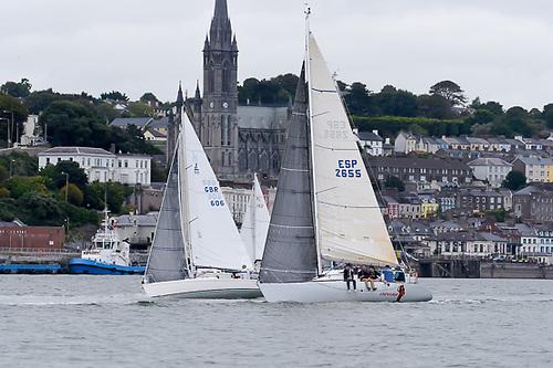 Cork Harbour cruiser racing has resumed