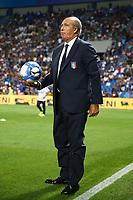Fifa World Cup Russia 2018 Group G qualifier<br />Italy v Israel - 05/09/2017<br />Mapei Stadium in Reggio Emilia, ITALY<br />Italy coach Giampiero Ventura<br />Photo Matteo Ciambelli  *** Local Caption *** © pixathlon<br /> Contact: +49-40-22 63 02 60 , info@pixathlon.de