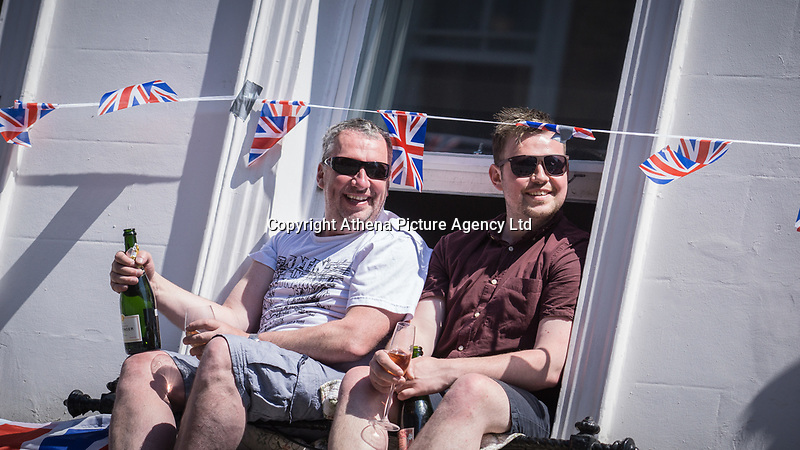 Prince Harry and Meghan Markle Royal wedding, London, UK. Saturday 19 May 2018