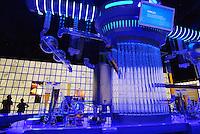 Milano - Rho Fiera 1/6/2015<br /> EXPO 2015. Il padiglione della Russia. Nella fotografia una stanza dedicata ai suoi famosi distillati.<br /> The Russian pavilion. In the picture a room dedicated to the distillation of its famous spirits. <br /> Foto Livio Senigalliesi