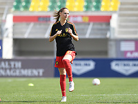 20190227 - LARNACA , CYPRUS :  Belgian Zandy Soree pictured during a women's soccer game between the Belgian Red Flames and Slovakia , on Wednesday 27 February 2019 at the AEK Arena in Larnaca , Cyprus . This is the first game in group C for Belgium during the Cyprus Womens Cup 2019 , a prestigious women soccer tournament as a preparation on the Uefa Women's Euro 2021 qualification duels. PHOTO SPORTPIX.BE | DAVID CATRY