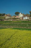 Khokana Village Kathmandu Valley, Nepal