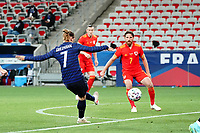 But - Antoine Griezmann (France) Goal <br /> Uefa European friendly football match between France and Wales at Allianz Riviera stadium in Nice (France), June 2nd, 2021. Photo Norbert Scanella / Panoramic / Insidefoto <br /> ITALY ONLY
