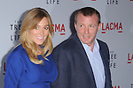 Model Jacqui Ainsley and director Guy Ritchie at The Fox Searchlight L.A. Premiere of The Tree of Life held at The Bing Theatre at LACMA in Los Angeles, California on May 24,2011                                                                               © 2011 Hollywood Press Agency
