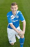 St Johnstone Academy Under 17's…2016-17<br />Kian Williams<br />Picture by Graeme Hart.<br />Copyright Perthshire Picture Agency<br />Tel: 01738 623350  Mobile: 07990 594431