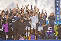 Los Angeles Galaxy vs Houston Dynamo November 20 2011