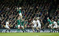 Saturday 2nd February 2019   Ireland vs England<br /> <br /> James Ryan during the opening Guinness 6 Nations clash between Ireland and England at the Aviva Stadium, Lansdowne Road, Dublin, Ireland.  Photo by John Dickson / DICKSONDIGITAL