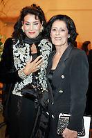 Lamia Khashoggi - Gala de Charite (ONLUS) .Parigi 19/11/2012.Cercle De L'Union Interallie.Gala organizzato dalla Onlus The Children for Peace.Foto Stephane Allaman / Panoramic / Insidefoto.ITALY ONLY