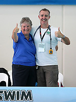 Session 4 of the AON New Zealand Swimming Champs, National Aquatic Centre, Auckland, New Zealand. Wednesday 7 April 2021 Photo: Simon Watts/www.bwmedia.co.nz